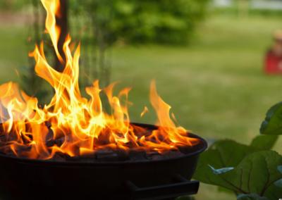 4 βήματα για μέγιστη απόλαυση στο ψήσιμο με κάρβουνα!